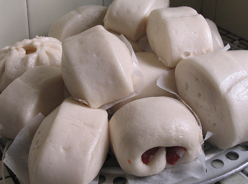 Mantou bread