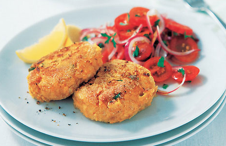 Chilli and Lime Tuna Fish Cakes
